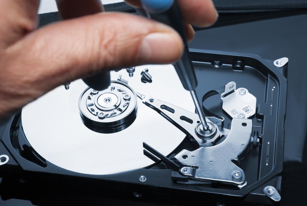Computer Storage, Hard Drive, Solid State Drive